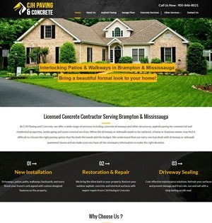 Web design Mississauga