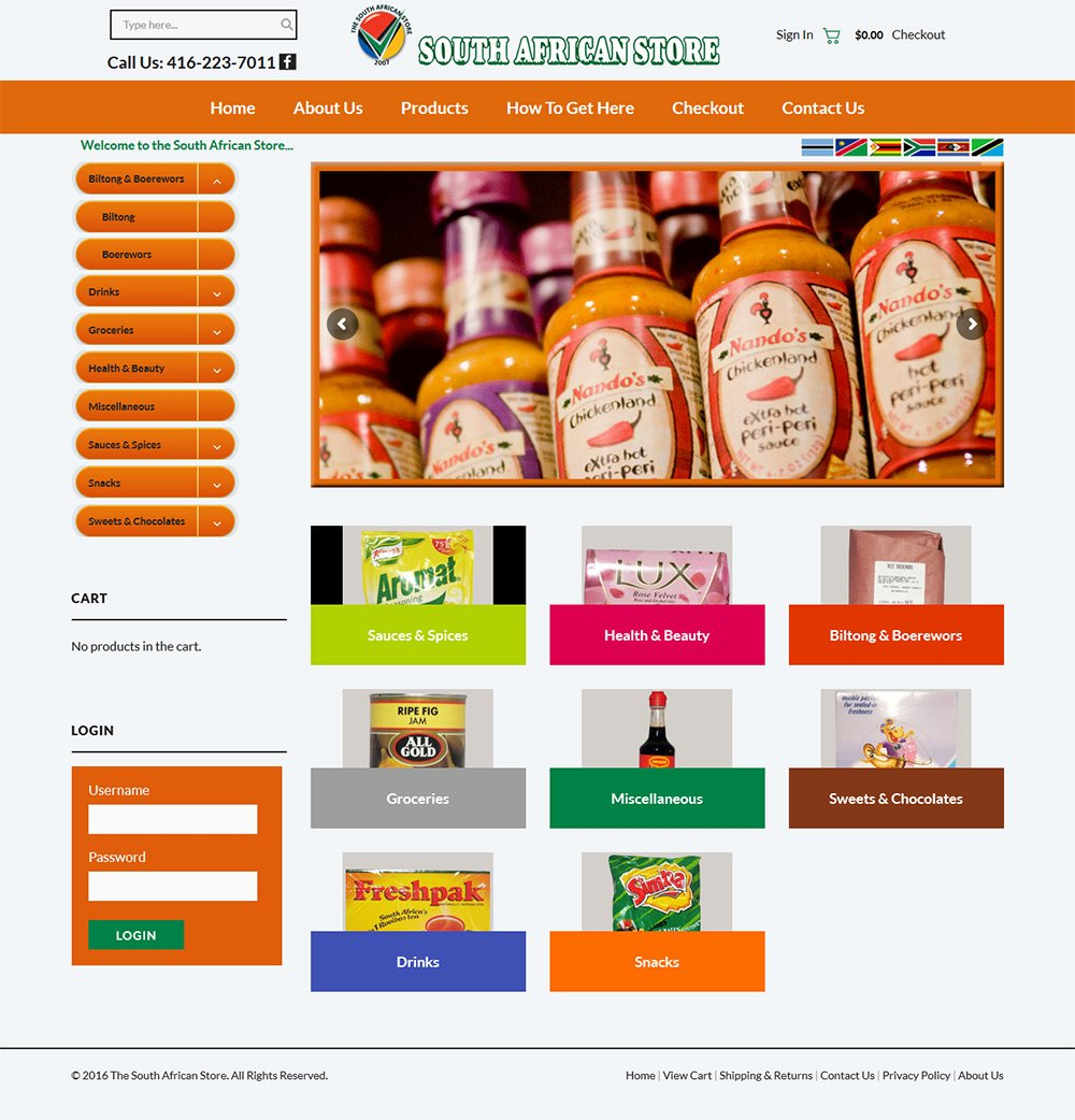 ECommerce Web Design Mississauga