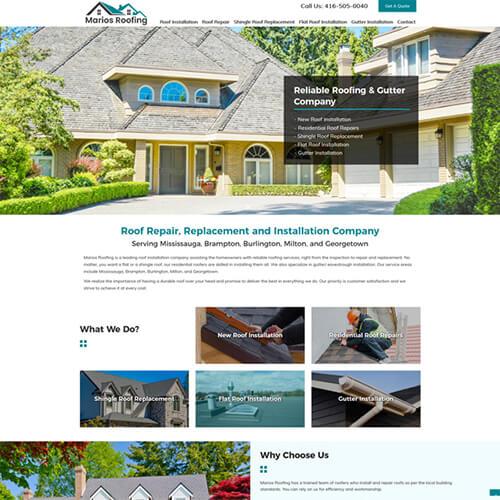 Web Design Company Mississauga