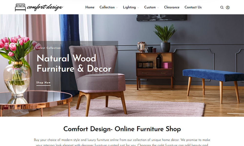eCommerce Website Design Company Mississauga