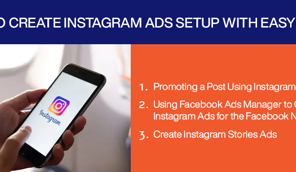 How to Create Instagram Ads Setup With Easy Way?
