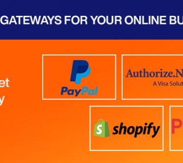 Top 5 Payment Gateways for Your Online Business Website