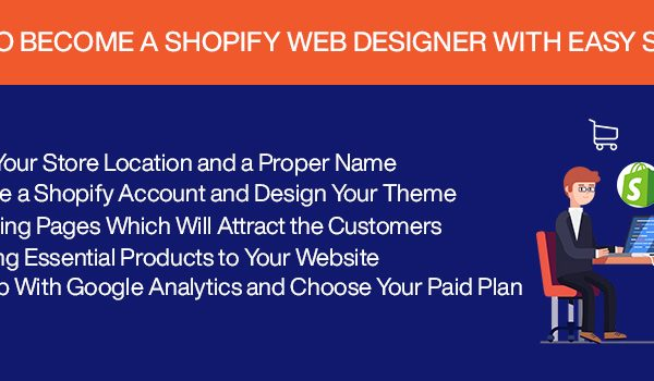 How to Become a Shopify Web Designer With Easy Steps?