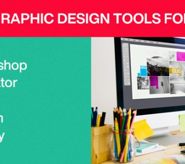 5 Amazing Graphic Design Tools For Beginners